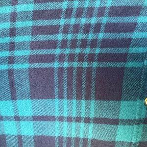 UK2LA Tops - UK2LA plaid button down flannel top XL